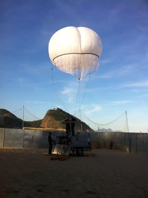 RT baloon in fifa fan fest