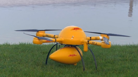 dhlparcelcopter
