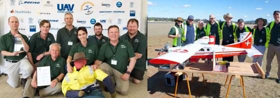 Canberra UAV - Winner of 2014 S&R Challenge