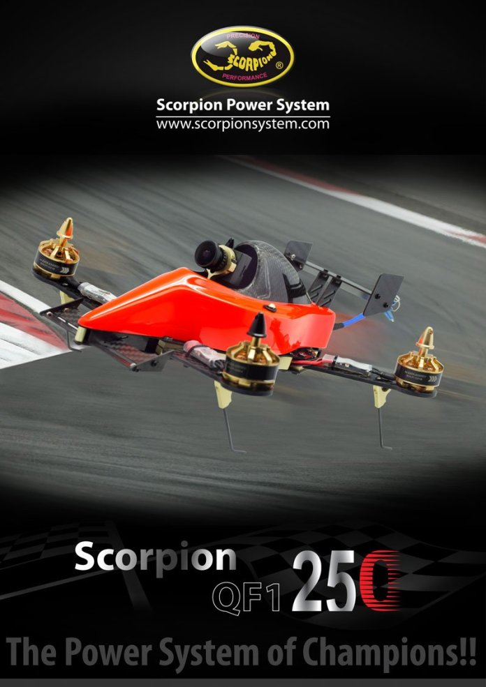 Scorpion QF1 Flyer