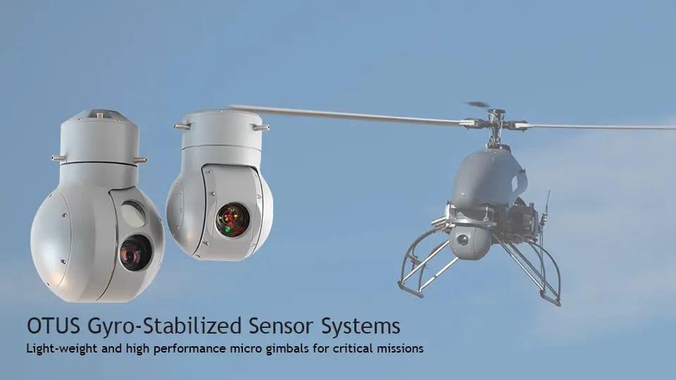 UAV Propulsion Tech Representing DST Controls to Market
