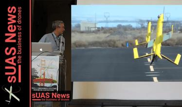 sUAS News YouTube Tad McGeer Presentation