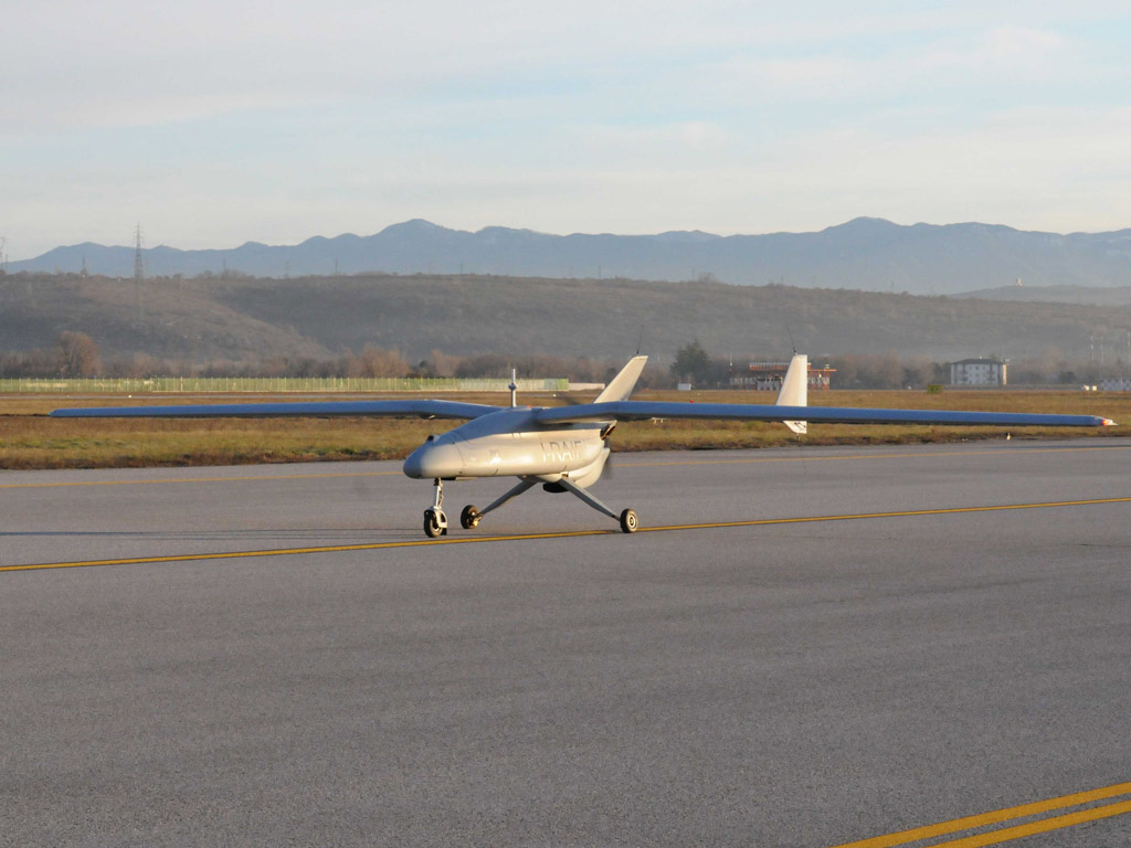 Leonardo-Finmeccanica's Falco EVO Unmanned Aircraft Selected