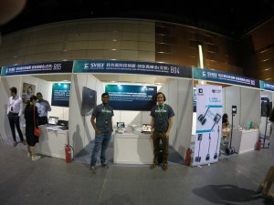 FreeSkies and 5D Robotics Represent California UAS Innovation at SVIEF Beijing