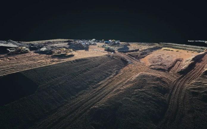 Sensat Costain Partner to drone map uk highways 5