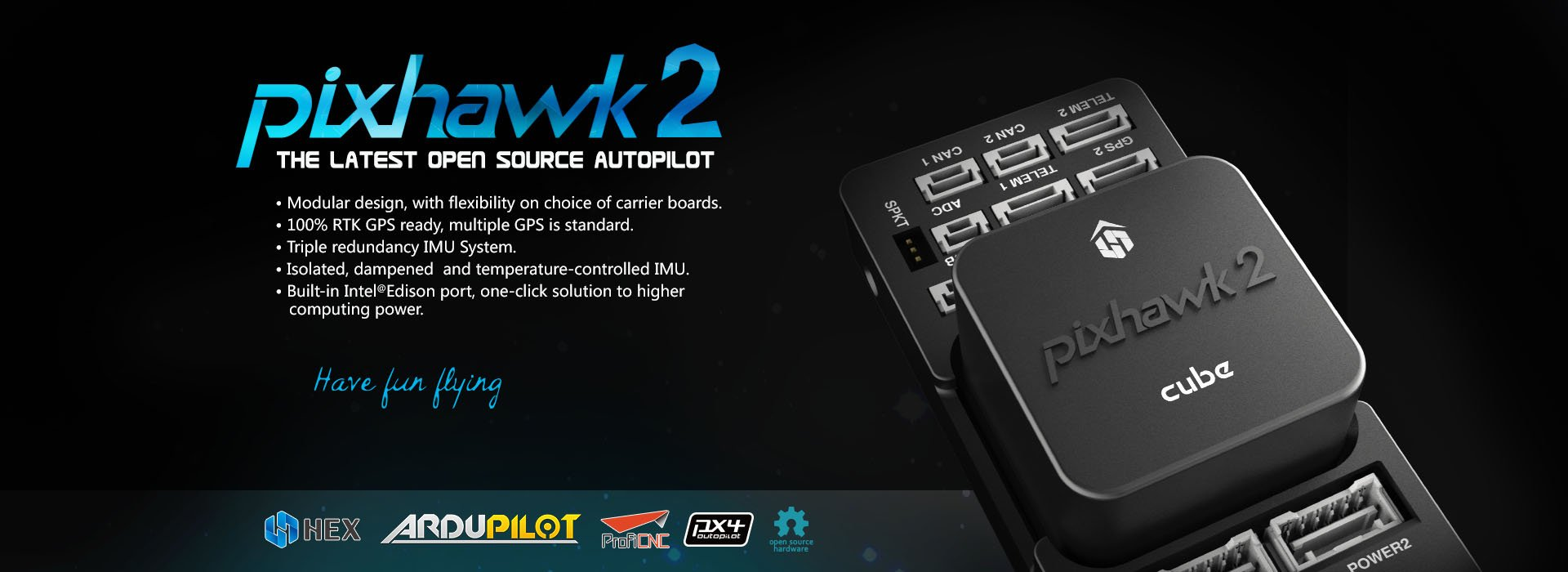 Pixhawk 2 1 set to fly off shelves - sUAS News - The