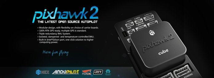 Pixhawk 2 1 set to fly off cabinets | Drone MAG - Your number one