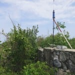Base station collecting data