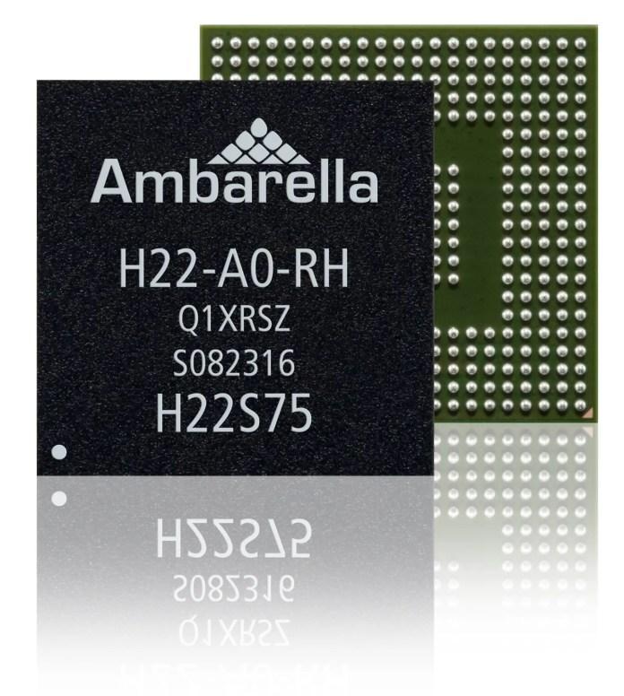 Ambarella H22