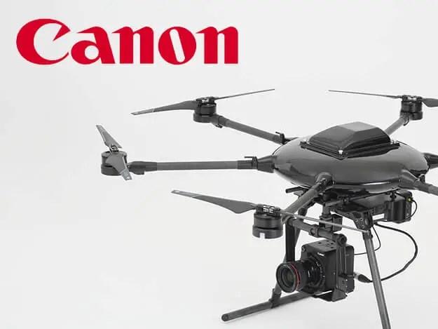 canon drone
