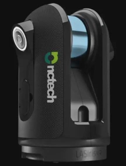 NCTech unveils new reality capture systems at SPAR 3D - sUAS News