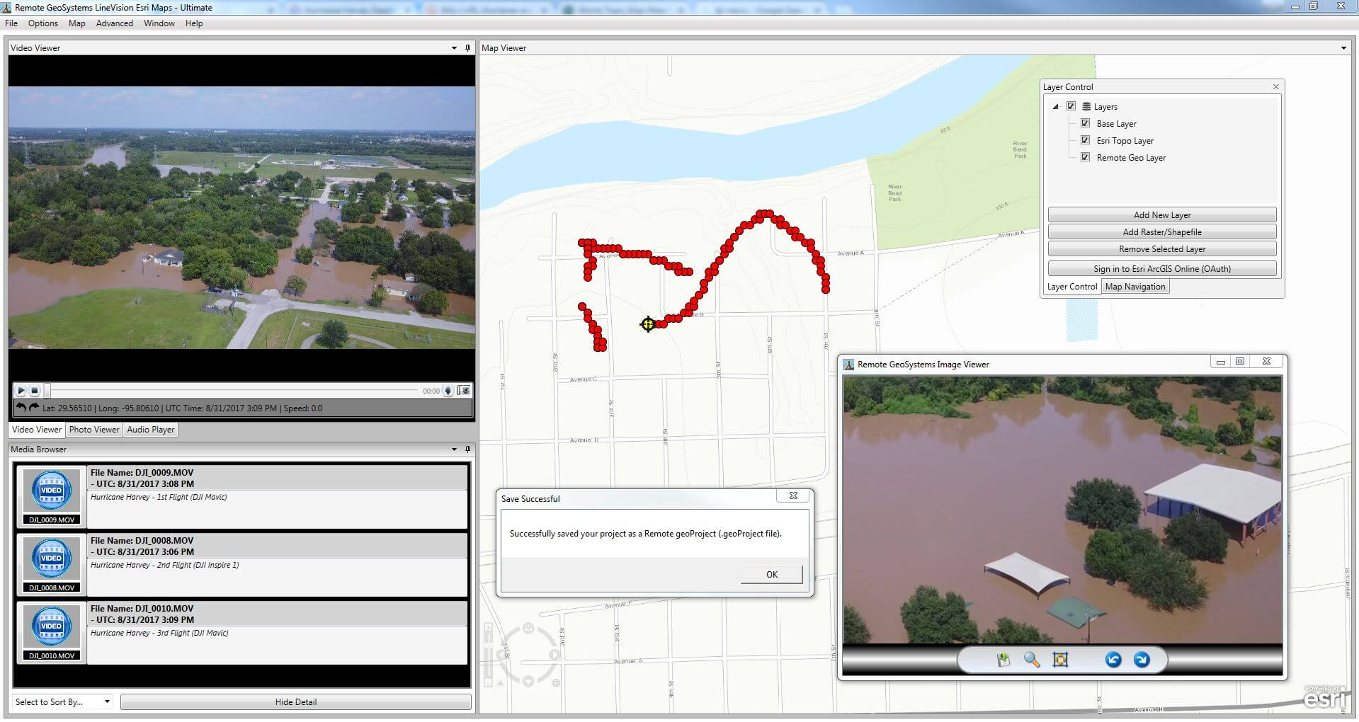 Drone Software Donation for Hurricane Recovery - sUAS News