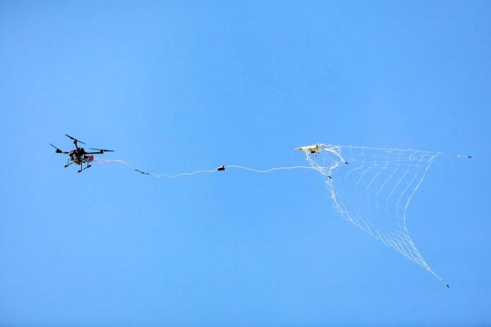 DroneCatcher - sUAS News - The Business of Drones