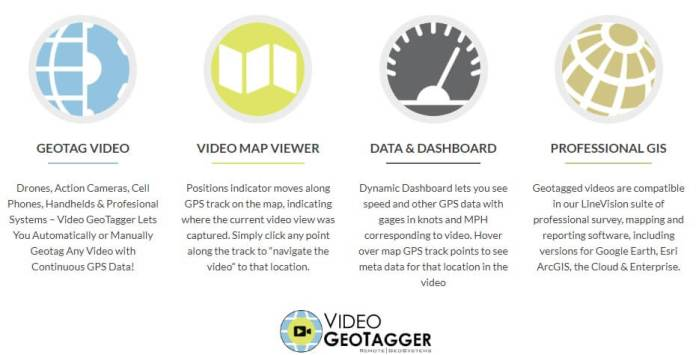 Remote GeoSystems Launches All-New Video GeoTagger FREE & PRO with