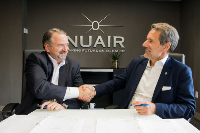 NUAIR and Unifly Agreement
