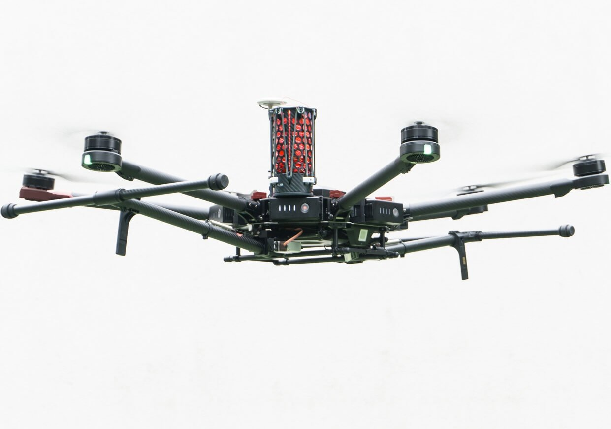 Drone Rescue Systems Gmbh Drone Rescue Presents Intelligent Parachute Rescue System For Dji