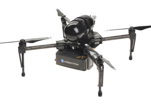Intelligent Energy leads UAV fuel cell power market with
