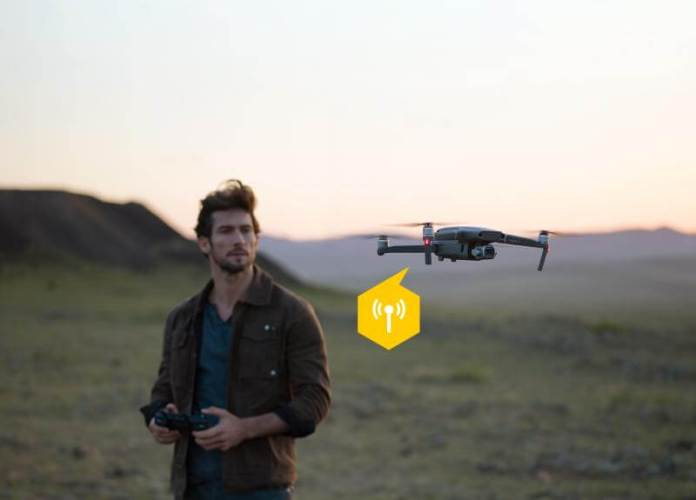 DJI Urges FAA To Rethink Flawed Distant ID Rule - sUAS Information 1