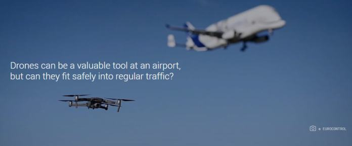 Toulouse Airport, DSNA and EUROCONTROL group as much as check integration of drones into airport visitors - sUAS Information 2