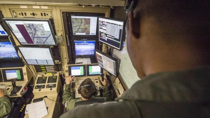 GA-ASI Installs New Predator Mission Coach at FTTC - sUAS Information 1