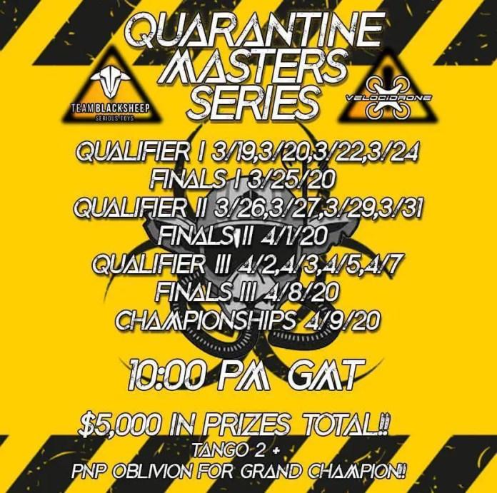 Staff Black Sheep Quarantine Masters - sUAS Information 1