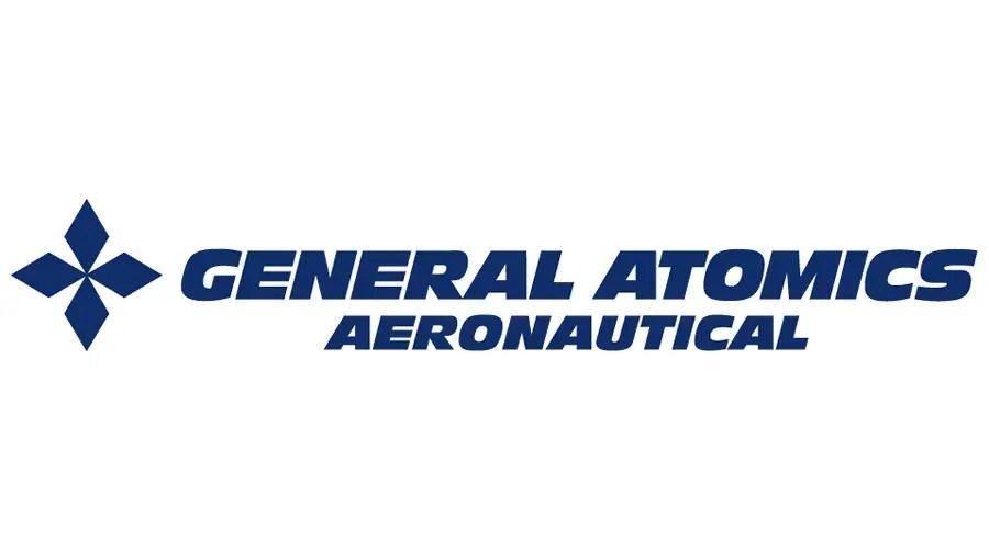 general atomics aeronautical systems inc ga asi vector logo
