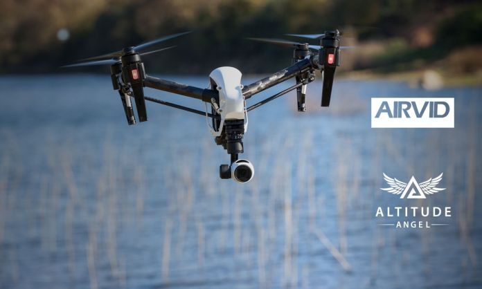 Altitude Angel welcome Airvid to world partnership programme - sUAS Information 1