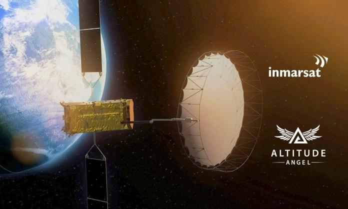 Altitude Angel and Inmarsat, pop-up UTM - sUAS Information 5