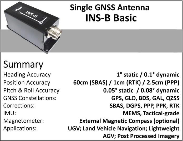 GNSS INS sm