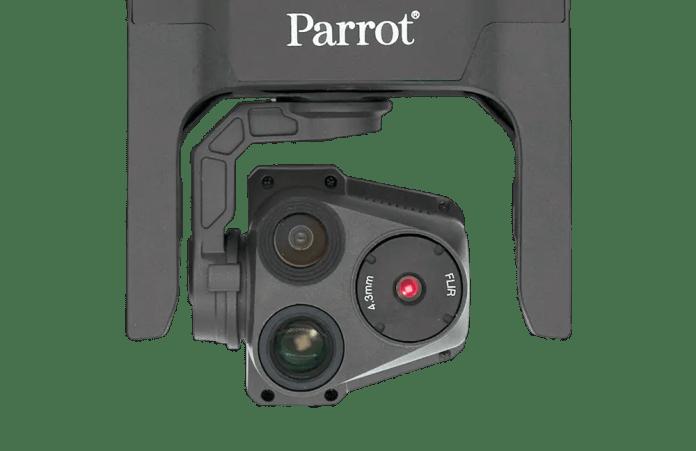 Parrot ANAFI USA Camera