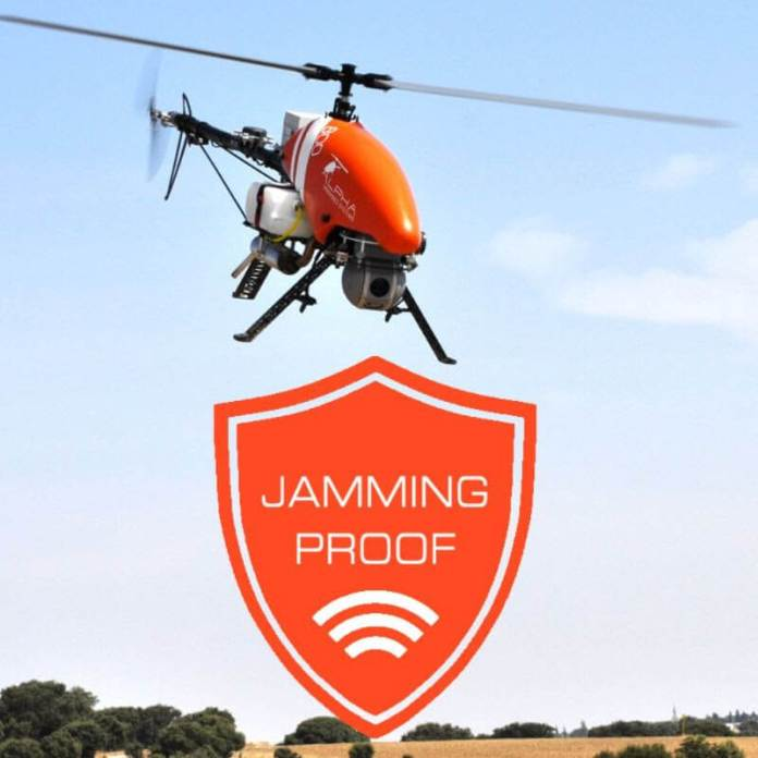 jam helicopter