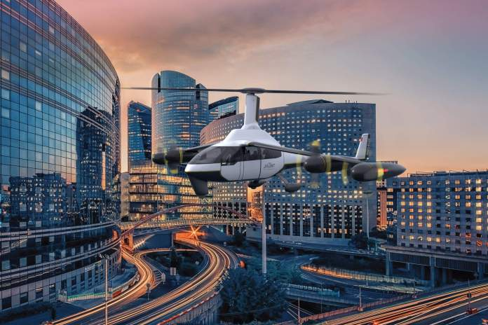 ES   BAE Systems and Jaunt Air Mobility Collaborate on Electric Energy Management Systems for Urban Air Mobility Platforms highres scaled