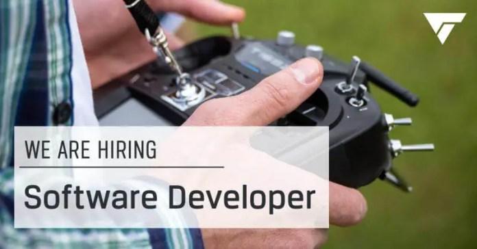 wingcopter software developer