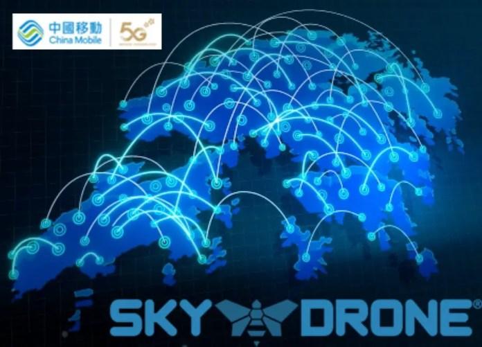 hk map cmhk5g skydrone