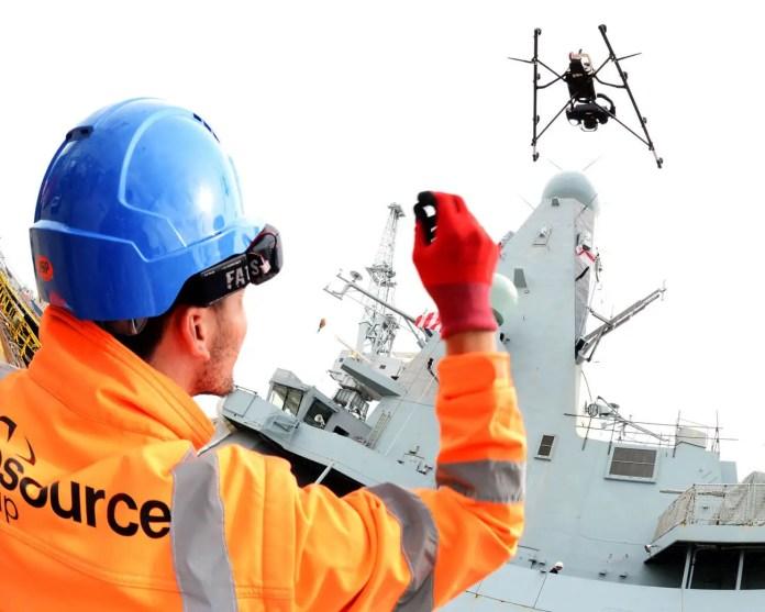 resource group ship