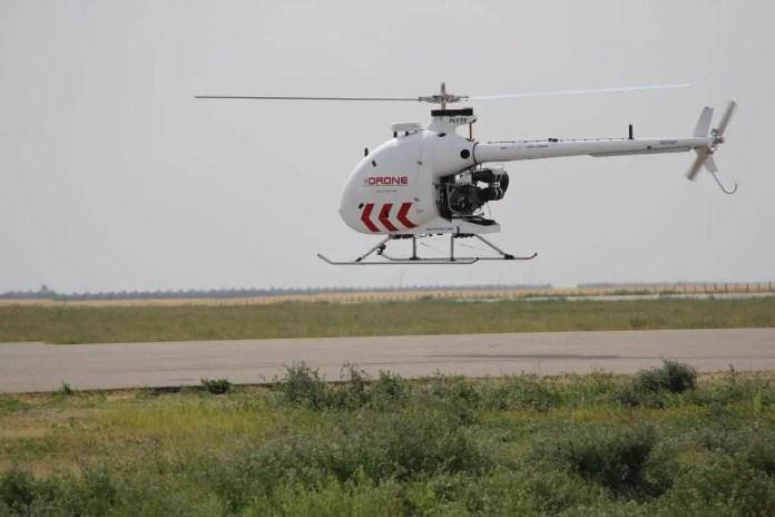 drone delivery canada condor side