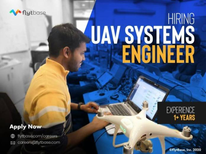 flytbase systems engineer