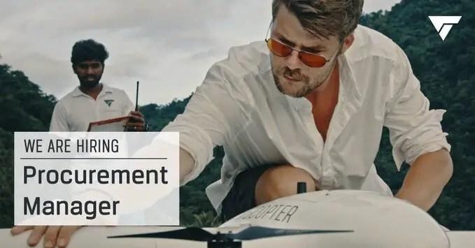 procurement manager