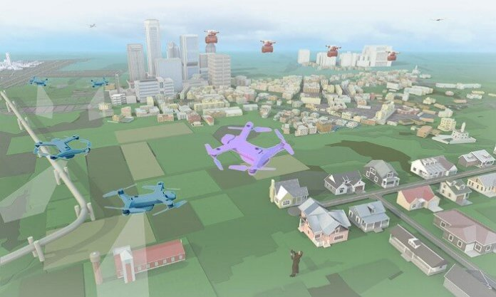 Welcome to the Future: The Subsequent Stage of UAS Site visitors Administration - sUAS Information 1
