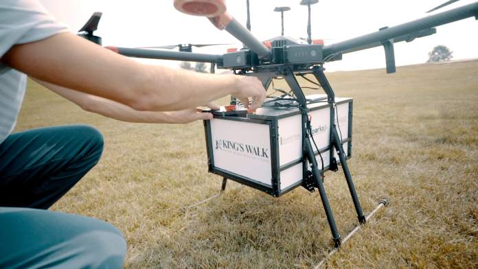 On-Demand Drone Supply Firm Flytrex Appoints Ben Thein as Chief Working Officer - sUAS Information 6