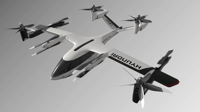 """Hyundai Motor Group's City Air Mobility Imaginative and prescient Idea Named """"Greatest Improvements in 2020"""" by Etisalat - sUAS Information 1"""