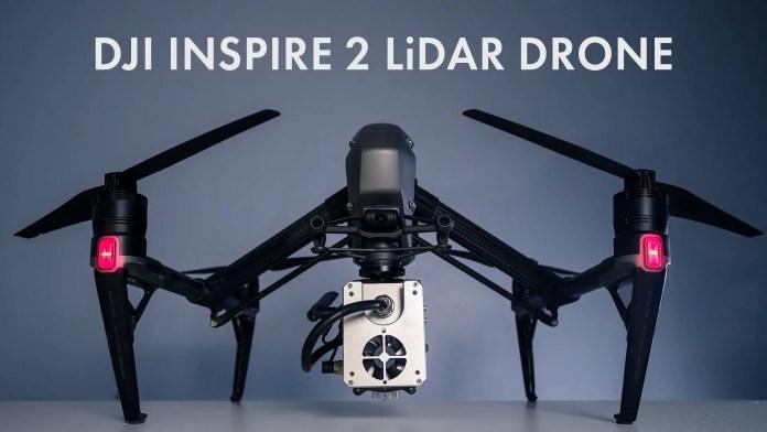DJI Encourage 2 LiDAR Drone - sUAS Information 1