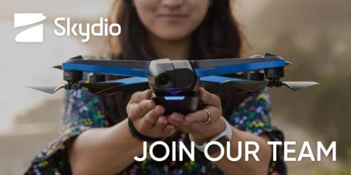 Head of Safety at Skydio - sUAS Information 1