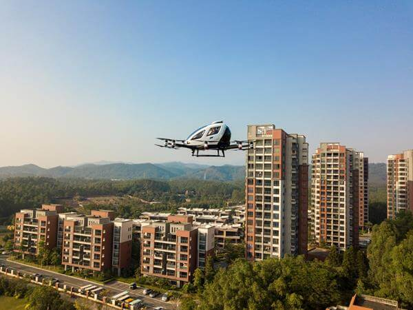 EHang Launches Aerial Tourism Providers with Strategic Associate Greenland Hong Kong - sUAS Information 2