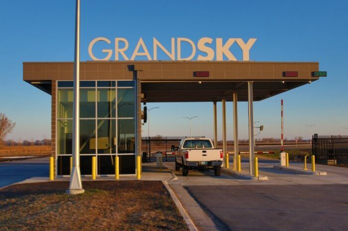 Grand Sky Welcomes New Tenants to Fill its First Multi-Tenant Constructing - sUAS Information 1