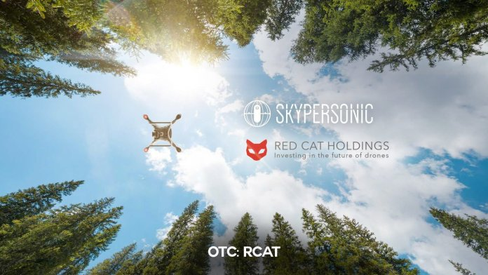 """Crimson Cat Indicators Definitive Settlement to Purchase Skypersonic and its """"Fly Wherever"""" Drone Applied sciences - sUAS Information 1"""