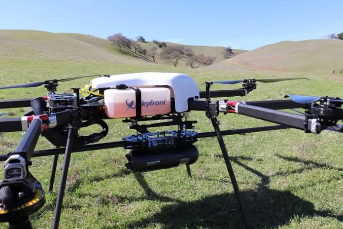 Enhance the effectivity of UAV LiDAR surveys with longer flight occasions - sUAS Information 1
