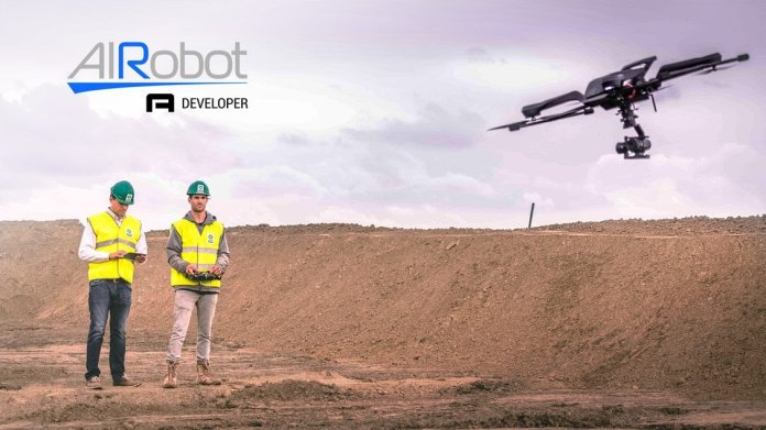 Airobot builds completely cloud-based, automated BVLOS drones from Acecore Platforms - sUAS Information 1
