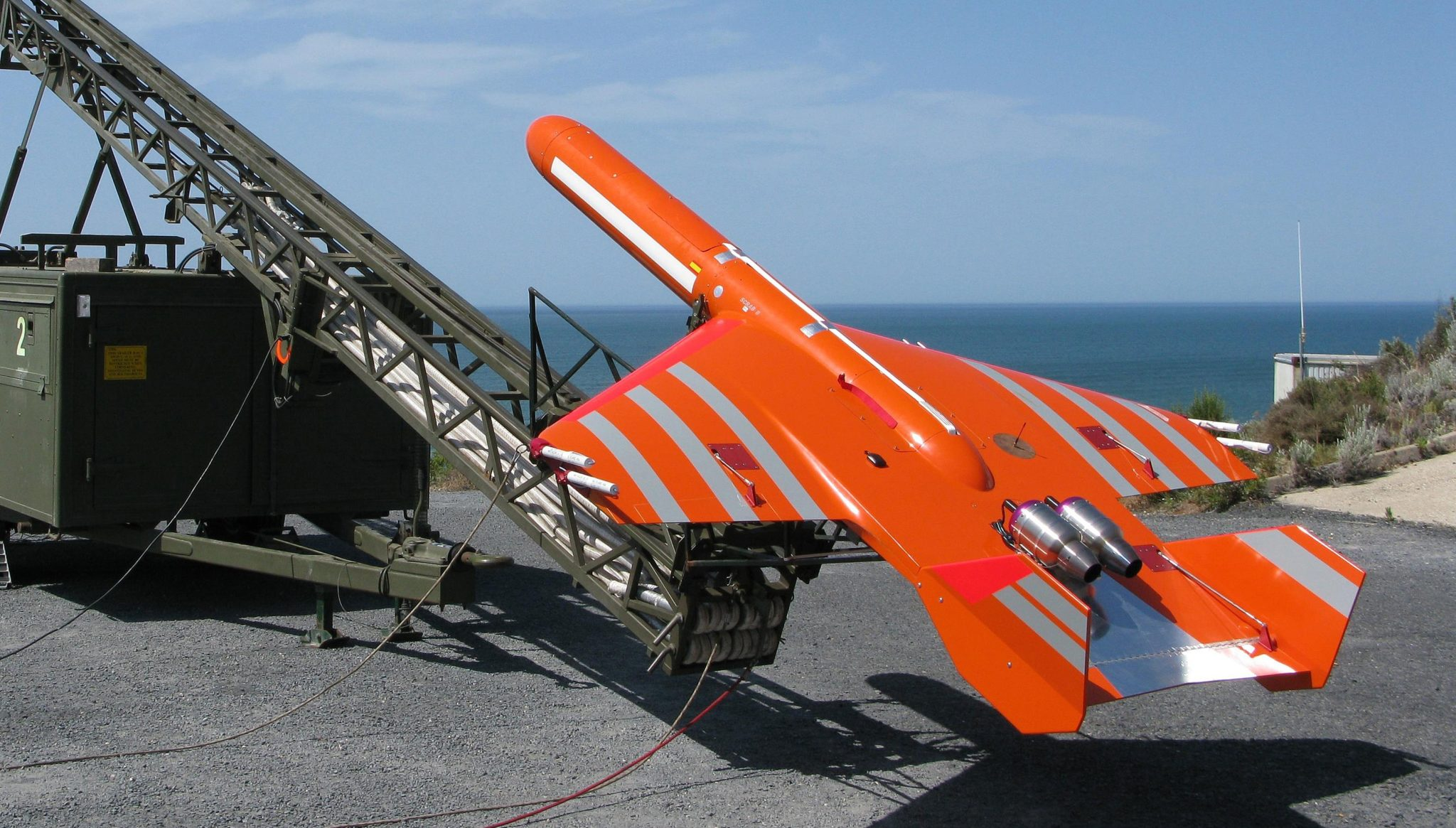 Estonian Ministry of Defence to use SCR's aerial targets - sUAS News - The Business of Drones thumbnail
