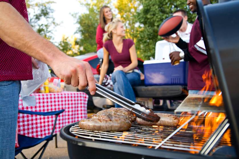 Thrill at the Grill: Grilling the Right Way